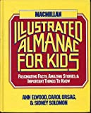 img - for Macmillan illustrated almanac for kids book / textbook / text book