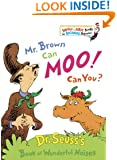 Mr. Brown Can Moo! Can You? (Bright & Early Books)