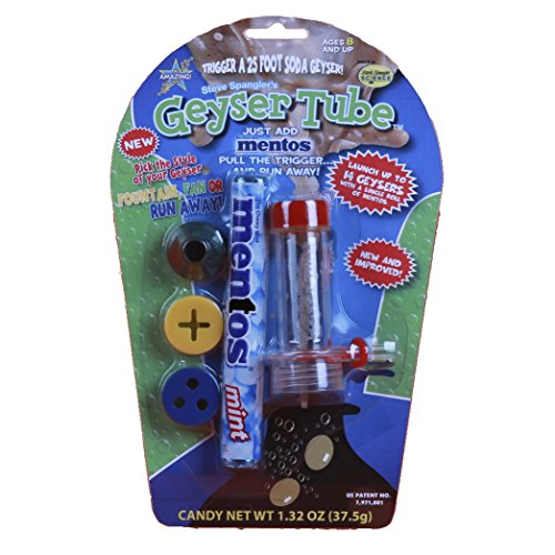 Geyser Tube with Caps - 1