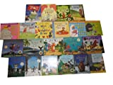 Julia Donaldson Gruffalo Collection 21 Books Set (Room on the broom, the snail and the whale, ZOG, Tiddler, Hippo has a hat, Rosie's Hat, What the ladybird heard, one ted falls out bed, chocolate mousse for greedy goose, one mole digging a hole, the smar