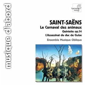Saint-Sa�ns: Le carnaval des animaux
