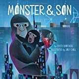 img - for Monster & Son book / textbook / text book