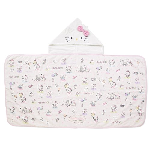 Hello Kitty bath poncho