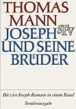 Joseph und seine Brüder: Vier Romane in einem Band title=