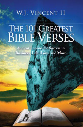 The 101 Greatest Bible Verses: Ancient Lessons For Success In Business, Life, Love, And More front-153255