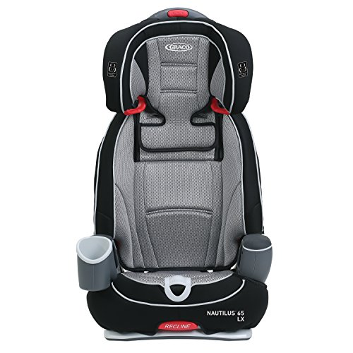Graco Nautilus 65 LX 3 In 1 Harness Booster Matrix