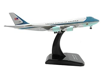 Boeing 747-200 Air Force One USAF maquette avion échelle 1:500