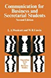 img - for Communication for Business and Secretarial Students book / textbook / text book