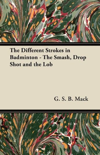 The Different Strokes in Badminton - The Smash, Drop Shot and the Lob
