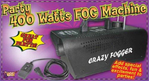 Forum Novelties Crazy Fogger Party 400-watt Fog Machine