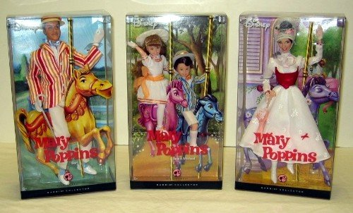 Toys For Mary Poppins : Duncanwallander save walt disney mary poppins barbie