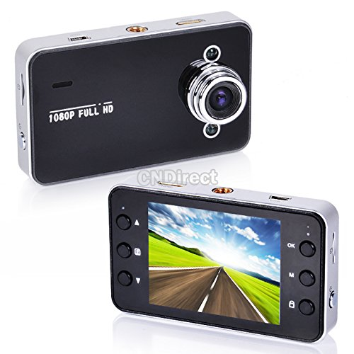 "Lowest Prices! Generic K6000 2.7"" Full HD 1080P DV Car Camera DVR Camcorder Video Recorder with..."