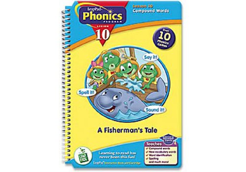 LeapPad Phonics Program Lesson 10: A Fisherman's Tale