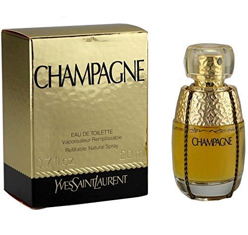 Yves Saint Laurent Champagne EDT Eau de Toilette Spray YSL 20 ml