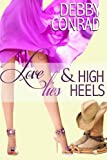 img - for LOVE, LIES AND HIGH HEELS book / textbook / text book
