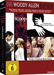 Die Woody Allen Edition [3 DVDs]