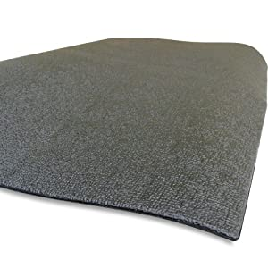 Buy Cap Barbell Premium Mat for Treadmills and Ellipticals (36-Inchx 78-Inchx1 4-Inch) by CAP Barbell