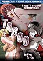 Taboo Dvd by ADULT SOURCE MEDIA