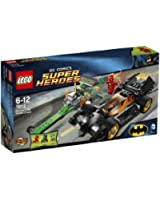 Lego Super Heroes - Dc Universe - 76012 - Jeu De Construction - Batman - La Poursuite Du Sphinx