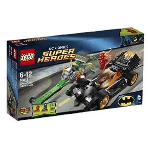 Lego Super Heroes - Dc Universe - 76012 - Jeu De Construction - Batman - La Poursuite Du Sphinx