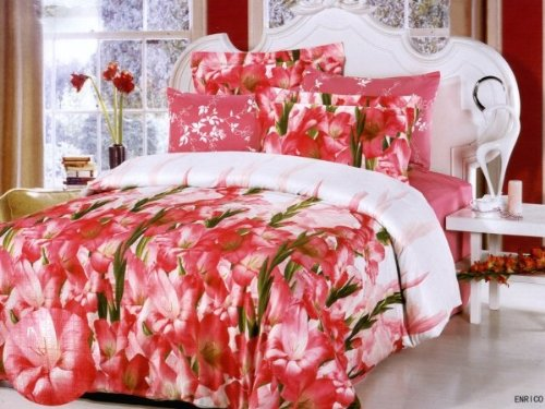 AR249Q Arya Full-Queen- 6 Pieces Duvet Cover