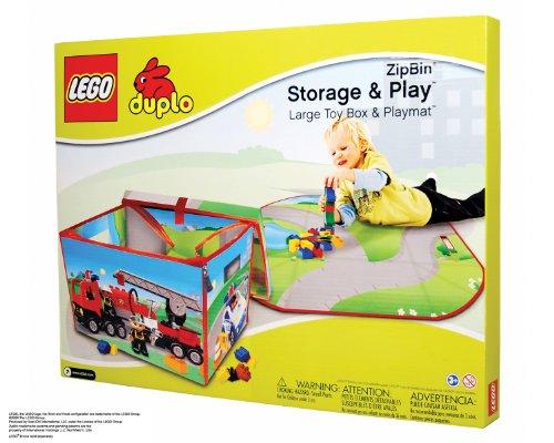 Lego a1413xx accessoire jeu de construction duplo - Brique de rangement lego grand modele ...