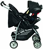 Graco Mirage Plus Travel System (Black)