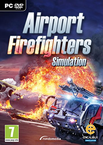 Airport Firefighters - The Simulation  (PC)