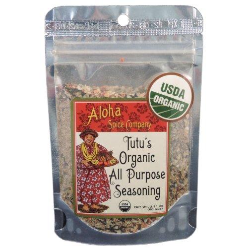 Tutu's Organic All Purpose Seasoning (4 Pack)