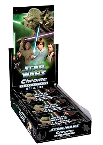 Star-Wars-Chrome-Perspectives-Jedi-vs-Sith-Factory-Sealed-Trading-Card-Hobby-Box