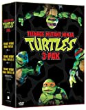 Teenage Mutant Ninja Turtles Three Pack (Teenage Mutant Ninja Turtles/Teenage Mutant Ninja Turtles II - The Secret of the Ooze/Teenage Mutant Ninja Turtles III)