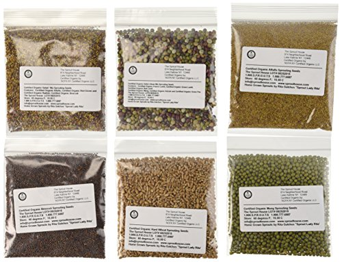 The-Sprout-House-Amazon-Six-Assorted-Organic-Sprouting-Seeds-and-Seeds-Mixes-Sample-Pack-of-6
