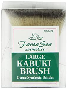 Fantasea Large Kabuki Brush, 3.5 Ounce