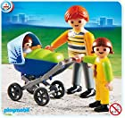 Playmobil Dad with Stroller