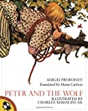 Peter and the Wolf (0140506330) by Carlson, Maria