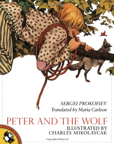 Peter And The Wolf Free Printables And Unit Studies