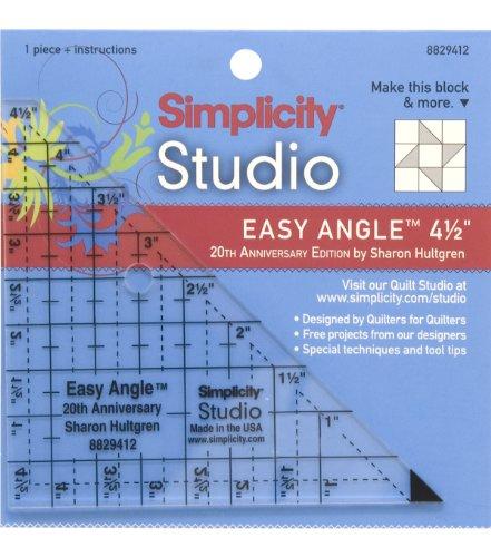 Simpli-EZ 8829412 Easy Angle 20th Anniversary Edition, 4-1/2-Inch