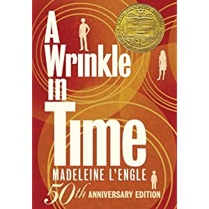 A Wrinkle in Time: 50th Anniversary Commemorative Edition (Madeleine L'Engle's Time Quintet)