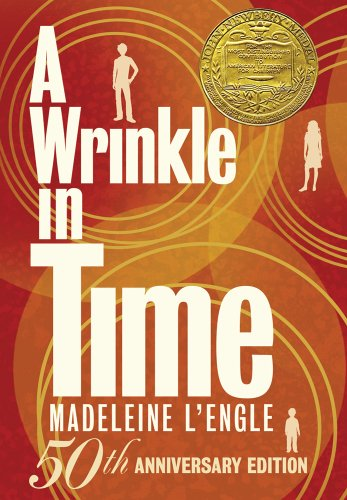 Cover of A Wrinkle in Time: 50th Anniversary Commemorative Edition (Madeleine L'Engle's Time Quintet)