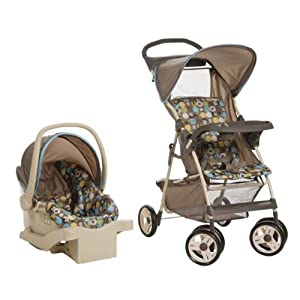 COMMUTER TRAVEL SYSTEM (INTO THE WOODS) BY COSCO