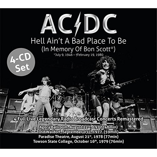Hell Ain't Bad Place to Be (4 CD)