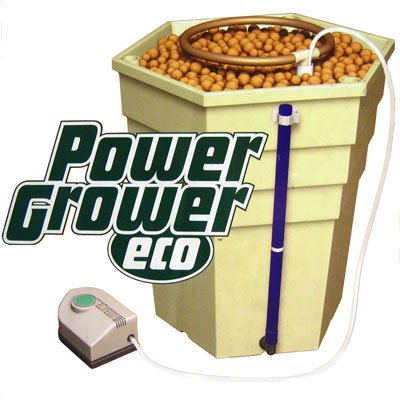 General Hydroponics PowerGrower System