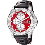 Chopard Men's 168459-3036 LBK Miglia Gran Turismo Red Chronograph Dial Watch by MUSIC TRADE