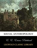 img - for Social anthropology book / textbook / text book