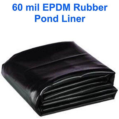 Awardwiki 30 39 x 35 39 patriot 60 mil epdm pond liner for Epdm pond liner