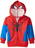 Marvel Boys' Spiderman Character Hoodie with Mask