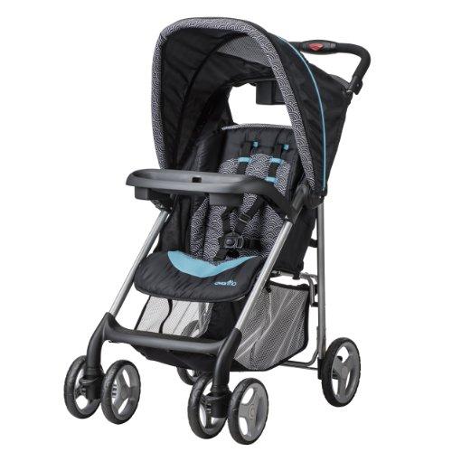 evenflo journeylite stroller koi baby shop. Black Bedroom Furniture Sets. Home Design Ideas
