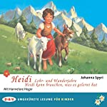 Heidi - Lehr- und Wanderjahre / Heidi kann brauchen, was es gelernt hat | Johanna Spyri