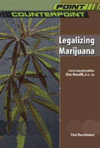 Pro Legalization Marijuana Paper