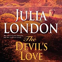 The Devil's Love Audiobook by Julia London Narrated by Anne Flosnik